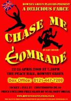 Chase Me Comrade