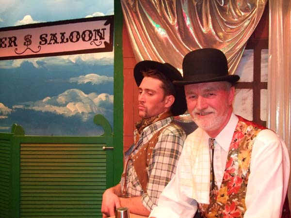 Old Mother Hubbard - A Wild West Adventure