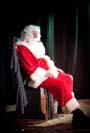 Santa in Space